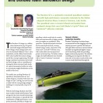 JEC Composites Magazine Sept 2012_Resintex Tech and Scott Bader_Revolver boat