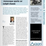 JEC Composites magazine Issue 76 Oct Nov 2012  GMS Composites Out of Autoclave