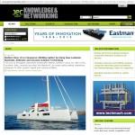 JEC Composites website Resintex Tech Mattia Yachts Infusion application story